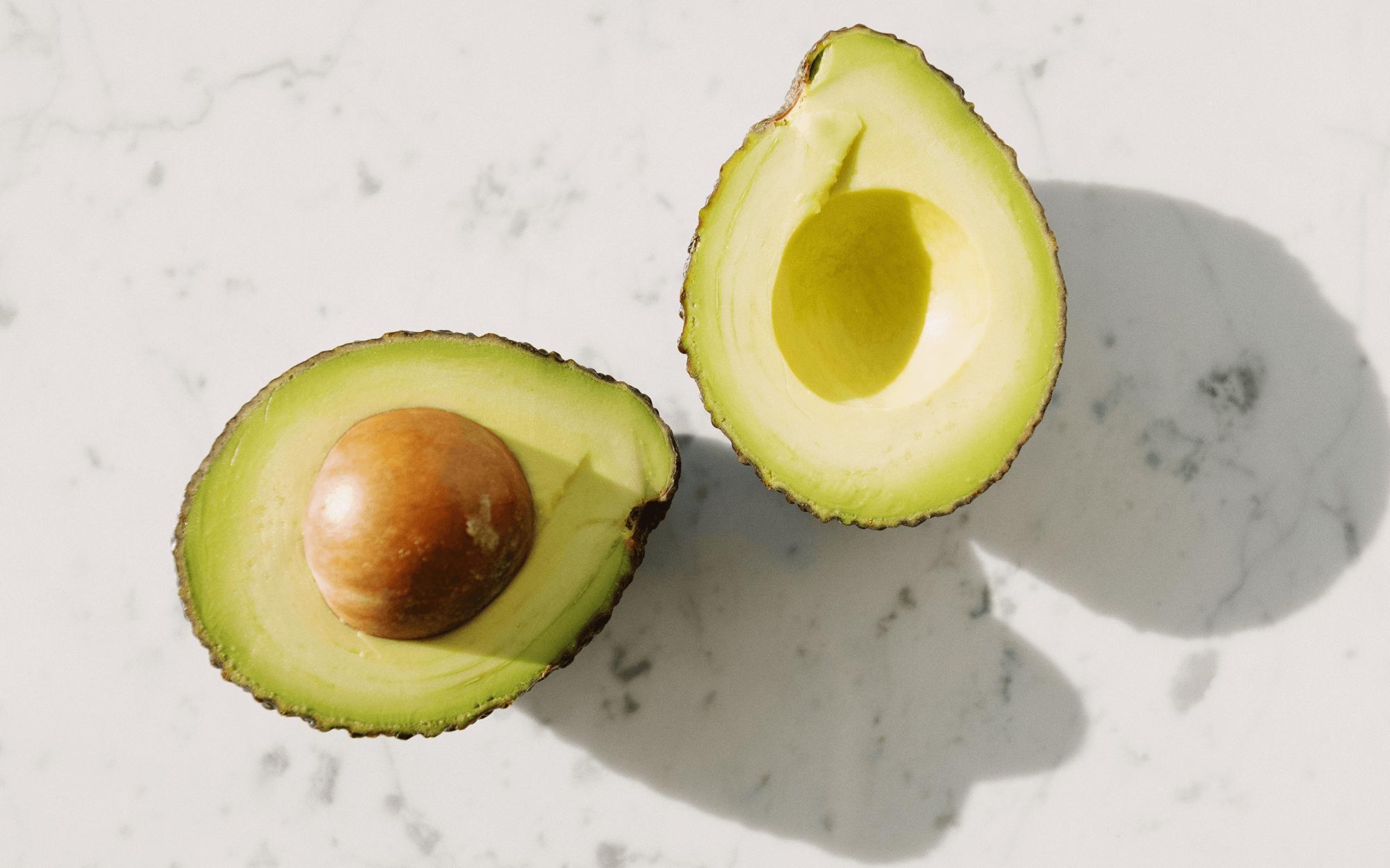 avocado Wasser Rezept